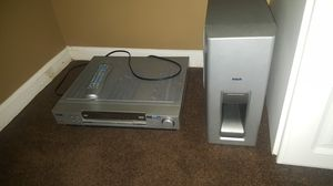 Home theater with Sub- Woofer for Sale in Centreville, VA