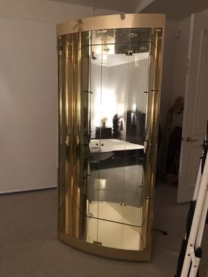 Display cabinet (vitrine) for Sale in West Palm Beach, FL