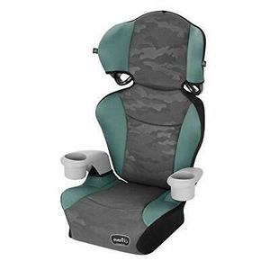 Evenflo Big Kids Sport Booster Seat for Sale in Orlando, FL