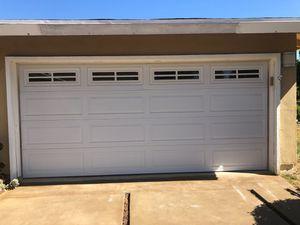 Garage door with motor for sale for Sale in Los Angeles, CA