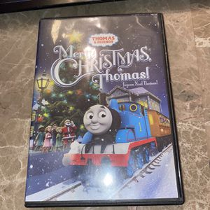Thomas And Friends: Merry Christmas Thomas - DVD - VERY GOOD for Sale in Frankfort, IL