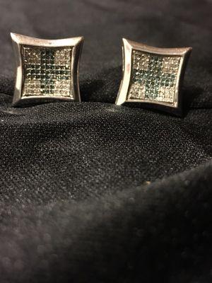 Diamond earrings for Sale in Denver, CO