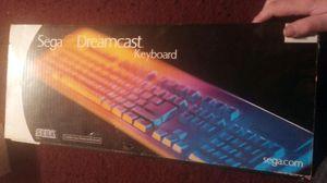 Sega DreamCast Keyboard for Sale in West Hazleton, PA