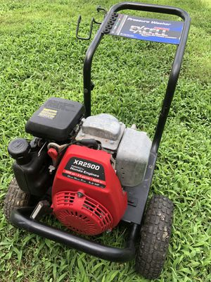 5hp Honda engine ExCell Devillbiss pressure washer for Sale in Greensboro, NC