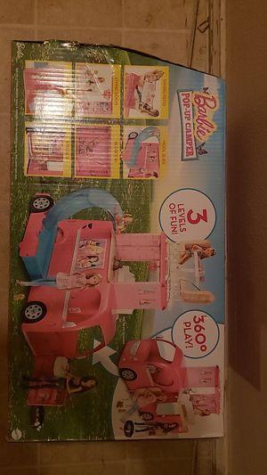 Barbie Pop up Camper for Sale in Las Vegas, NV