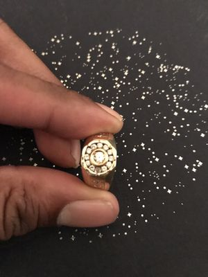 18k Yellow Gold and Rose Gold Ring for Sale in New York, NY