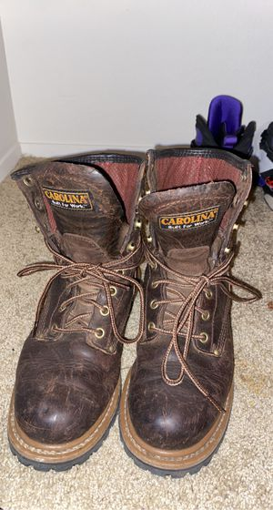 Women's work boots 7 & 1/2 for Sale in Vancouver, WA