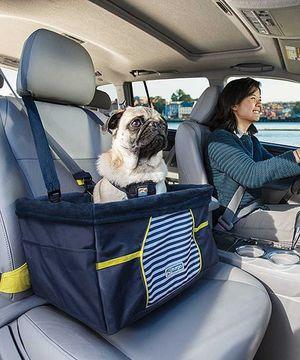 Kurgo - Natucket Stripe Booster Seat for Sale in El Cajon, CA