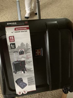 Swiss tech luggage for Sale in Elgin, IL