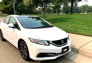 Price$1200 Honda Civic EX 2O13 Automatic for Sale in Fredericksburg, VA