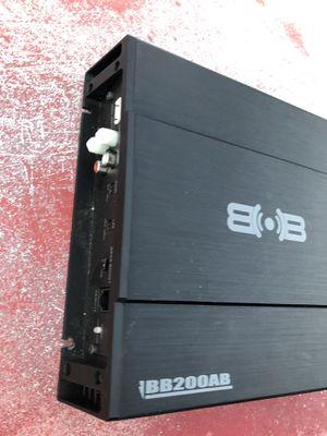 500 watt mono block amp class d. for Sale in Miami, FL