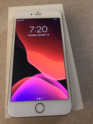 iPhone 6s Plus 64gb unlocked for Sale in El Paso, TX