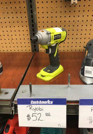 Power Drill Ryobi for Sale in Chicago, IL