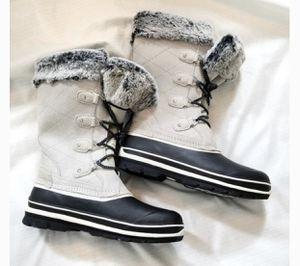 New Khombu women's snow/rain boots for Sale in San Bernardino, CA