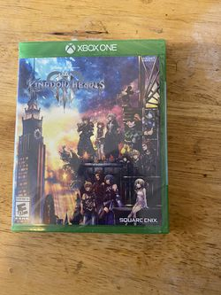 Kingdom Hearts 3 (Xbox One) for Sale in Hollywood,  FL