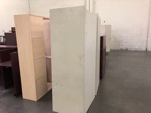 Office desks, cabinets and table for Sale in Hayward, CA