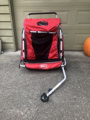 Bell Bike Trailer for Sale in Snohomish, WA