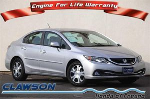 2013 Honda Civic Hybrid for Sale in Fresno, CA