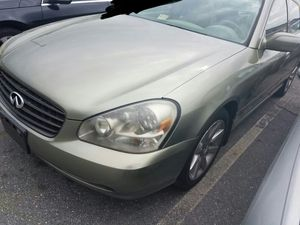 2003 Infiniti Q45 PARTS ANYTHING U NEED FOR THIS CAR for Sale in Laurel, MD