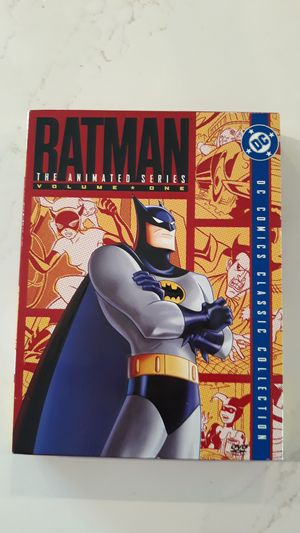 Batman the Animated Series volume 1 DVD for Sale in Whittier, CA