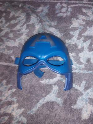 Captain America mask for Sale in Chicago, IL
