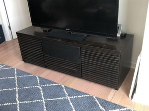 TV stand - holds up to 80 inches for Sale in San Francisco, CA