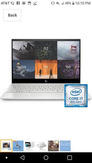 2019 HP razer envy bang & olufsen laptop for Sale in Fullerton, CA