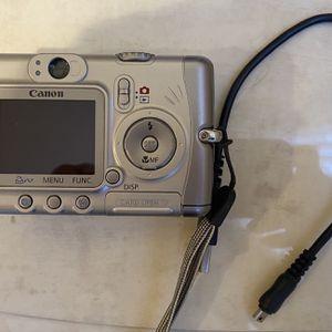 Canon Camera for Sale in Sammamish, WA