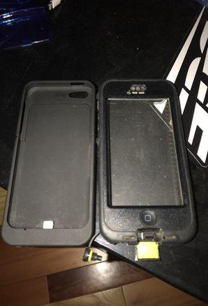 2 iPhone 5c phone case for Sale in Orlando, WV