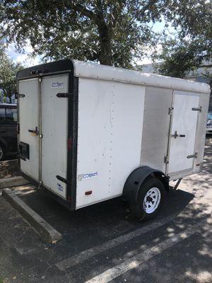 TRAILER 6x12 PACE ENCLOSED TRAILER for Sale in Miami, FL
