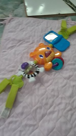 Car seat music activity toy for Sale in North Richland Hills, TX