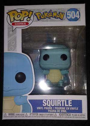 Funko Pop Squirtle Pokemon for Sale in Stockton, CA