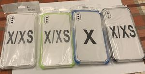 iPhone X/XS Brand New Soft Bumper Phone Cases Deals for Sale in Linden, NJ