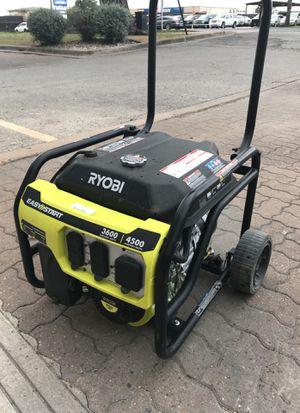 Ryobi easy start 3,600 watts generator inverter for Sale in Austin, TX