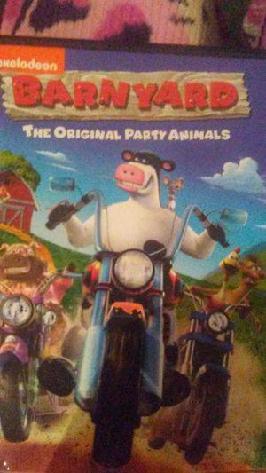 Two Nickelodeon studios kids movies for Sale in Montesano, WA