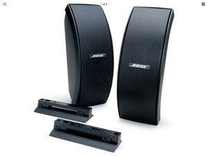 Bose® 151® SE ENVIRONMENTAL SPEAKERS - BLACK - PAIR for Sale in Newport Beach, CA