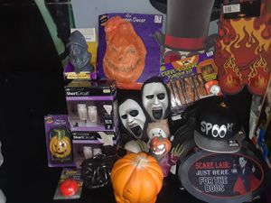 Halloween items for Sale in Patterson, CA