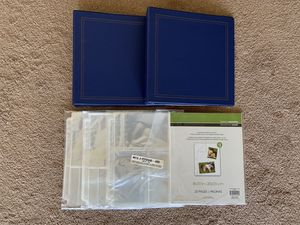 Photo albums w/ pages for Sale in Hudson, FL