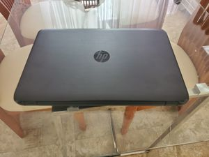 "HP Pavilion 15 Notebook PC Laptop Ram - 4GB Processor - AMD 2 GHz Quad-Core Display - 15.6"" LED Display Resolution - 1366 x 768 for Sale in Miami, FL"