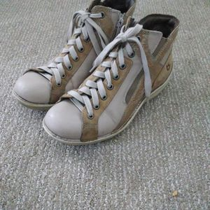 Bionics Nude Leather Sneakers Boot for Sale in Las Vegas, NV