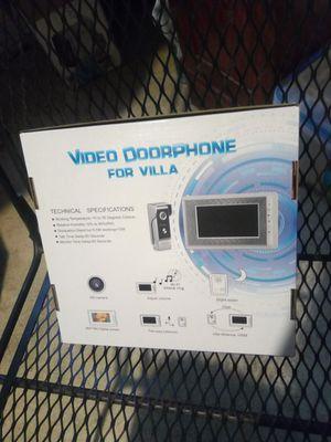 Video DoorPhone for Sale in San Antonio, TX