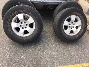 Pathfinder rims for Sale in Havertown, PA