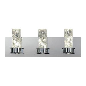 Home Decorators Collection York Collection 23-Watt Crystal Integrated LED Bath Light. Brand New! for Sale in Fort Lauderdale, FL