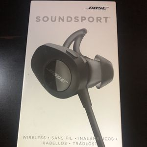 Bose Soundsport Wireless Earbuds for Sale in Porterville, CA