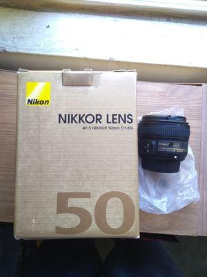 New in box Nikon Nikkor camera lens lenses for Sale in Sunnyvale, CA