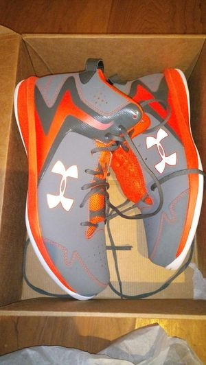New Under Armour men's Nike basketball shoes size 14 for Sale in San Diego, CA