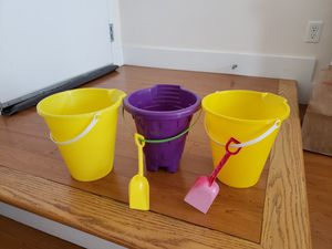 Buckets for Sale in Chelsea, MA