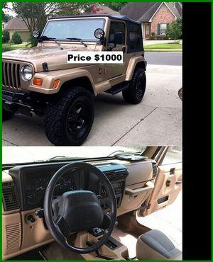 ֆ1OOO Jeep Wrangler for Sale in Burbank, CA