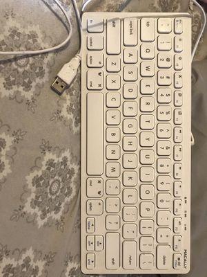 Macally USB Keyboard for Sale in Long Beach, CA