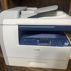 3 In 1 Copy/scanner/fax Canon Laser Jet Printer for Sale in Orlando, FL